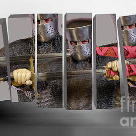 Knights Templar by Bob Christopher