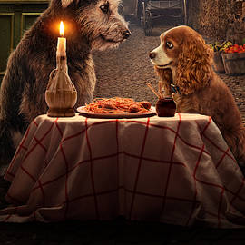Lady and the Tramp by Geek N Rock