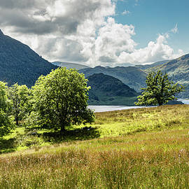 Lake District view by Francisco Ruiz Navas