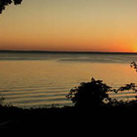 Lake Winnebago Sunrise by Deborah Klubertanz