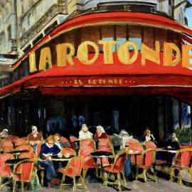 Larotonde by David Zimmerman