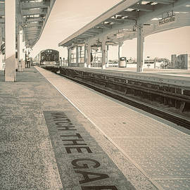Long Island Commuting by Sandi Kroll