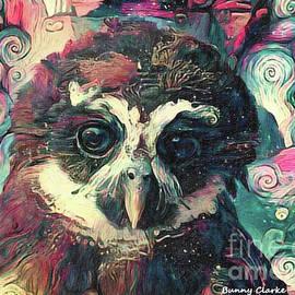 Look Into My Eyes by Bunny Clarke