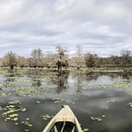 Low Falls Lake, Upper Santee River by Matt Richardson