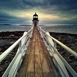 Marshall Point Lighthouse by Mike Montalvo