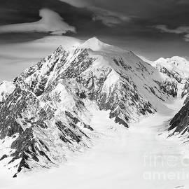 Mount Logan, Kluane National Park, Yukon, Canada by Justin Foulkes