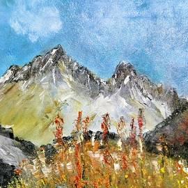 Mountains by Igor Kotnik