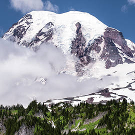 Mt Rainier by Greg Sigrist