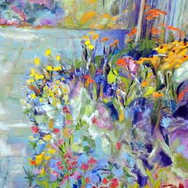 My Garden by Jodie Marie Anne Richardson Traugott          aka jm-ART