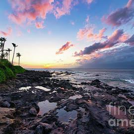 Napili Bay Maui Sunset by Michele Hancock