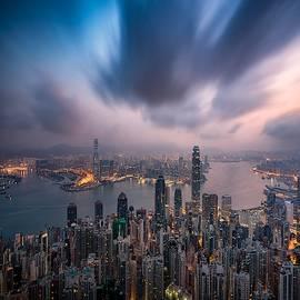 New York City by Belinda Threeths