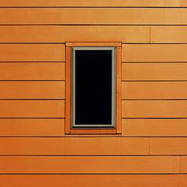 Square - North Carolina Windows 9 by Stuart Allen