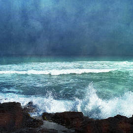 Hawaiian Storm Waves Teal Blue Water and Ocean Surf