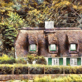 Old house by Petra Koehler Rose