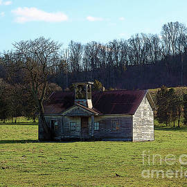Old Schoolhouse by Southern Arts