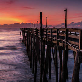 Outer Banks Dawn by Eric Albright