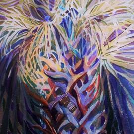 Palm Light by Mindy Newman