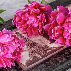 Pink Peonies by Katia Kovan