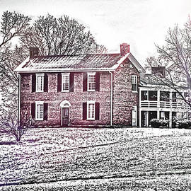 Plantation Home by Scott Polley