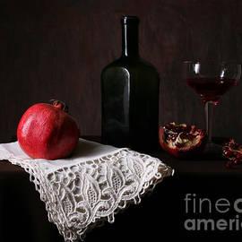 Pomegranate by Matild Balogh