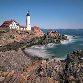 Portland Head Lighthouse by Betty Denise