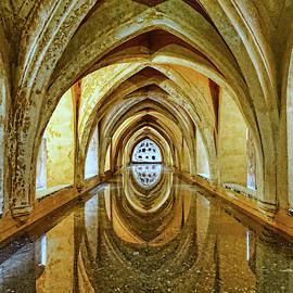 Real Alcazar 23 - Seville by Allen Beatty