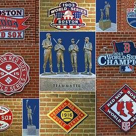Red Sox Proud by Allen Beatty