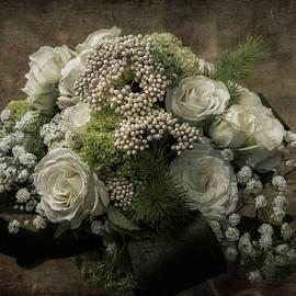 Roses of my birthday by Rita Di Lalla