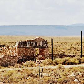 Route 66 Ghost Town - Two Guns Arizona by Matt Richardson