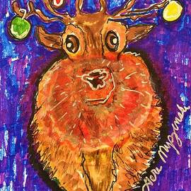 Rudolph the Red Nosed Reindeer by Geraldine Myszenski