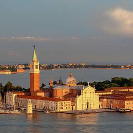 San Giorgio Maggiore by Andrew Cottrill