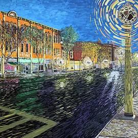 Saratoga Springs, NY by Stephen Zimmerman