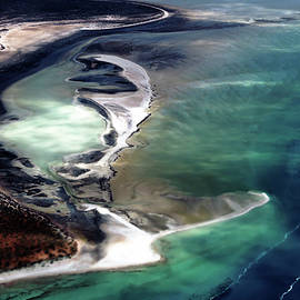Shark Bay-Australia by Angelika Vogel
