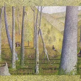Spring Blind by Philip Eddy