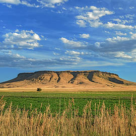 Square Butte by Rob Brown