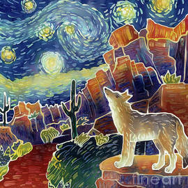 Starry Night by Harriet Peck Taylor