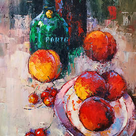 Still life by Narek Qochunc