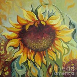 Sunflower by Elena Oleniuc