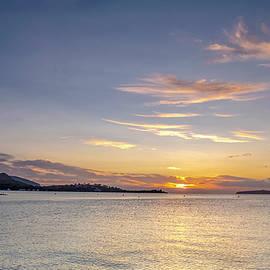 Sunrise at Puerto Pollenca by Jim Key
