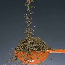 1 Tablespoon Dried Basil by Steve Gadomski