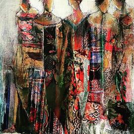 Tapestry  by Gail Butters Cohen