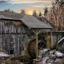 Taylor's Saw Mill by Tricia Marchlik