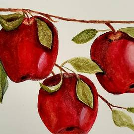 The Apple Doesn't Fall Far From the Tree by Terry Feather