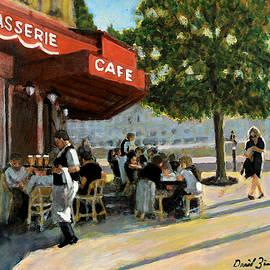 The Brasserie by David Zimmerman