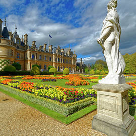 The Gardens, Waddesdon Manor  by Brian Shaw