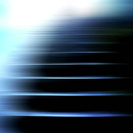 The Light on the Staircase by Imi Koetz