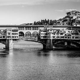 The Ponte Vecchio by Alexey Stiop