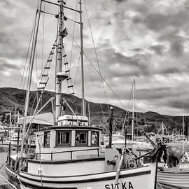The Sitka - Garibaldi Oregon by Beautiful Oregon