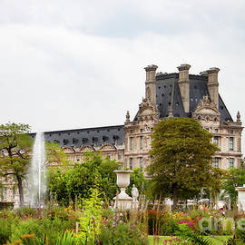 The Tuileries Garden by Ivete Basso Photography