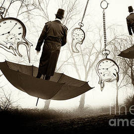 Time Travellers by Bob Christopher